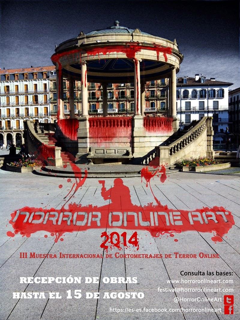 Horror Online Art de Navarra