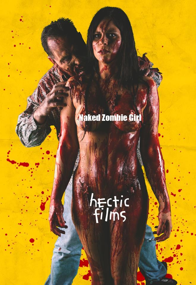 hot nude zombie girl
