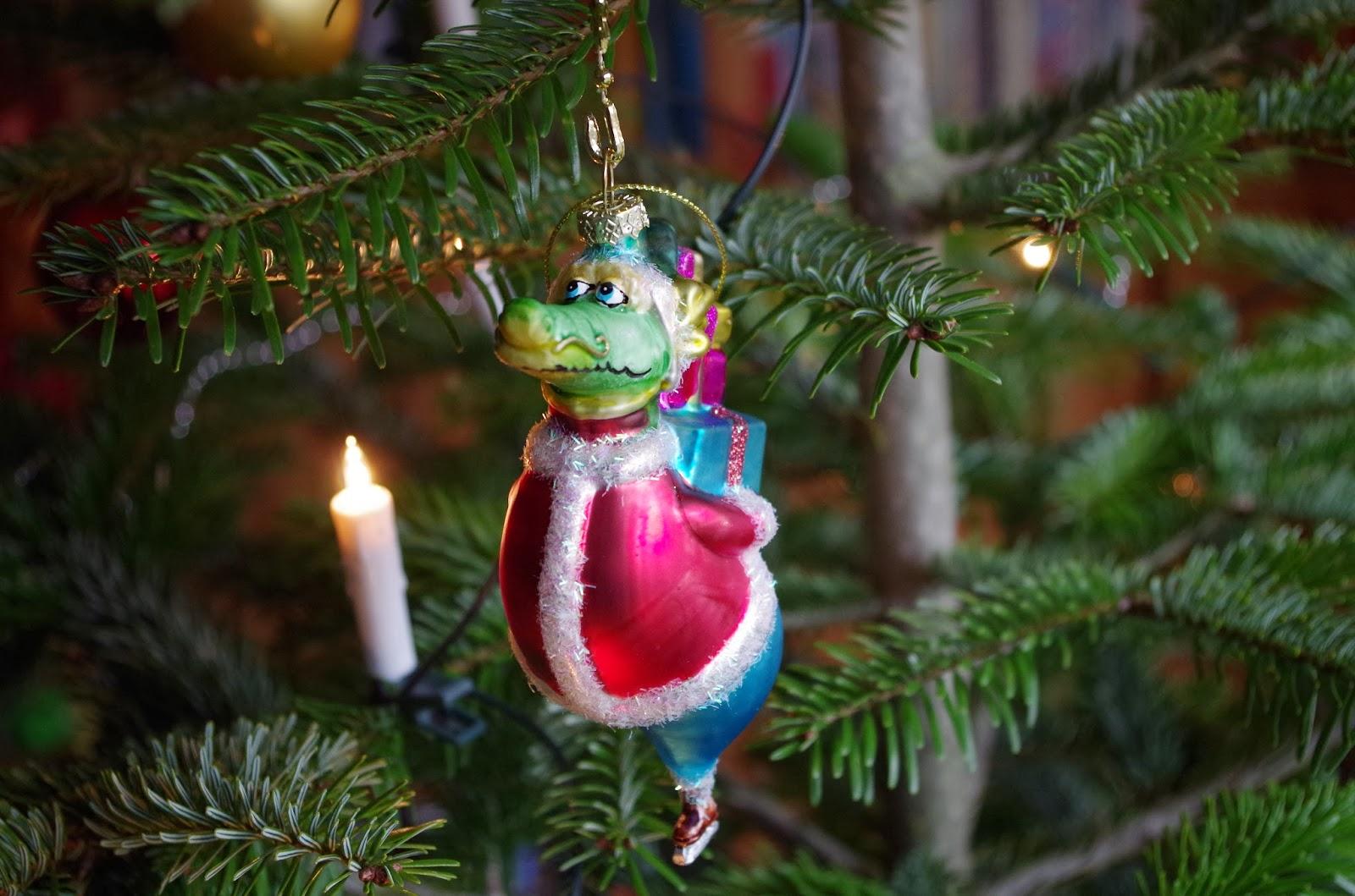 Weihnachtszeit bei Mr Green