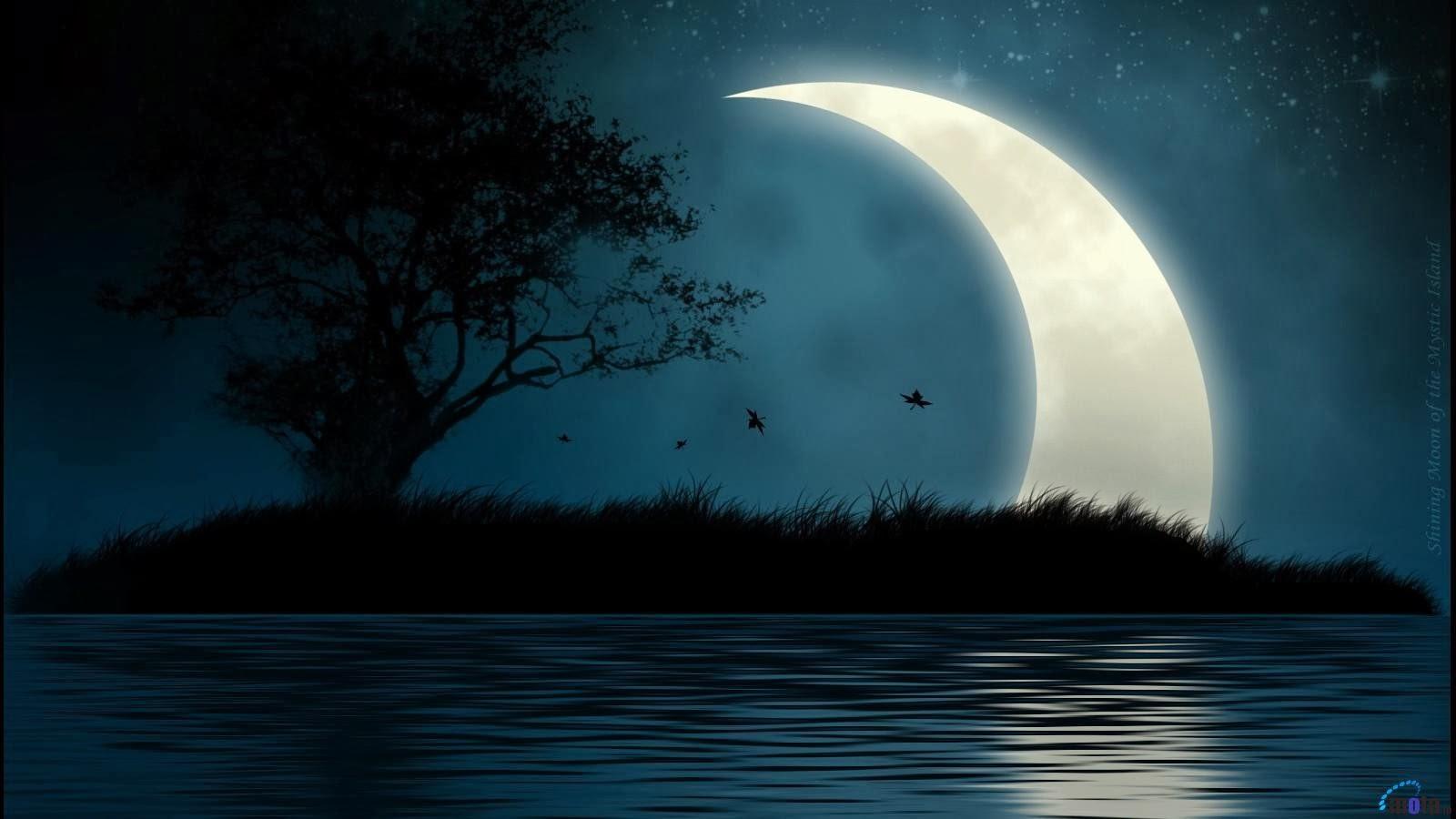 paisajes naturales nocturnos parte 4 - Imagenes De Paisajes
