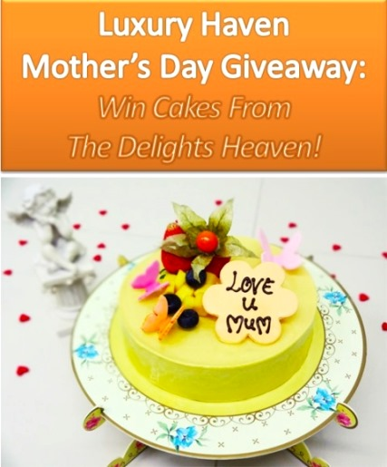 mothers day giveaway delights heaven mango almande cake