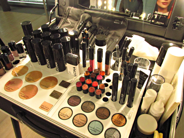 ALCINA Blogger Event Kosmetikkoffer Inhalt