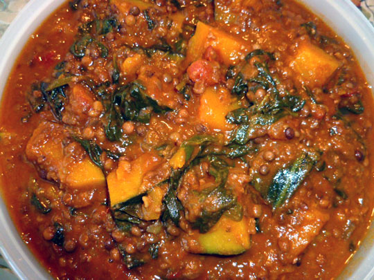 how to cook kabocha squash japanese style