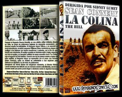 The Hill (La Colina) [1965] Caratula - Cine clásico