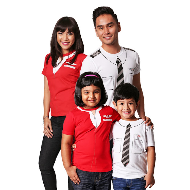 AirAsiaMAKNA - Air Asia Limited Edition T-shirts to raise fund for MAKNA