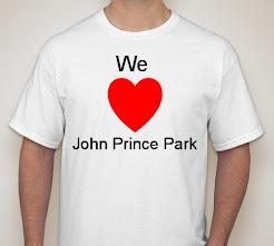 we love John Prince park