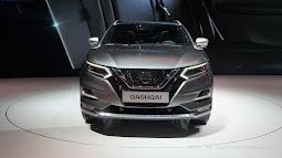 Nissan Qashqai 2 Facelift