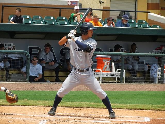Robert Refsnyder Fantasy Baseball Yankees