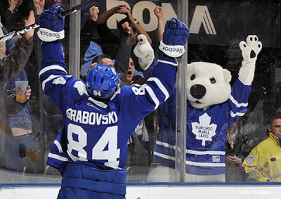 mikhail grabovski carlton bear leafs