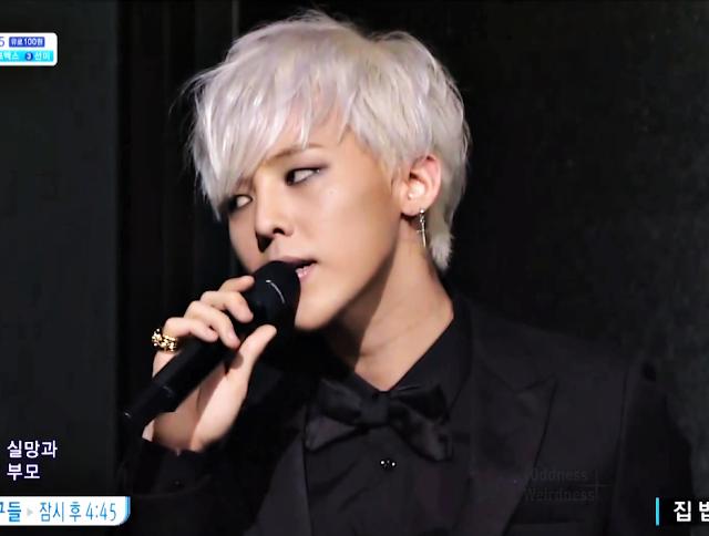 g-dragon coup d'etat comeback stage inkigayo black 130908
