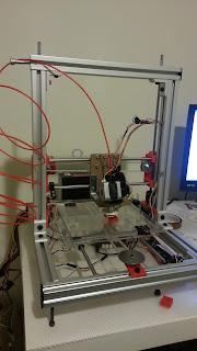 Yeni Aluminyum 3D Yazıcı