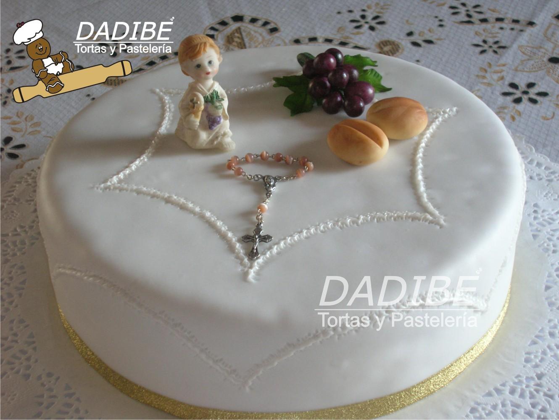 Tortas dadibe tortas para primera comunin tattoo design bild - Manualidades para primera comunion ...