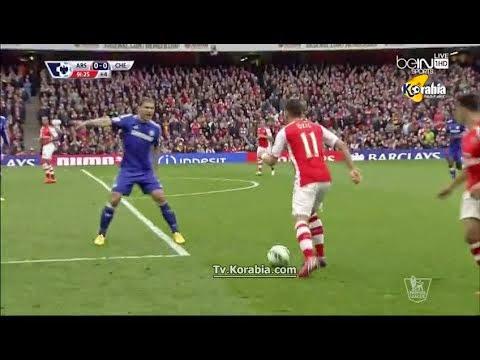 ملخص مباراة: ارسنال 0 × 0 تشيلسي :  الدوري الانجليزي