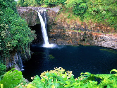 Waterfall Normal Resolution HD Wallpaper 16