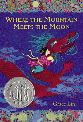 Where the Mountain Meets the Moon by Grace Lin book review