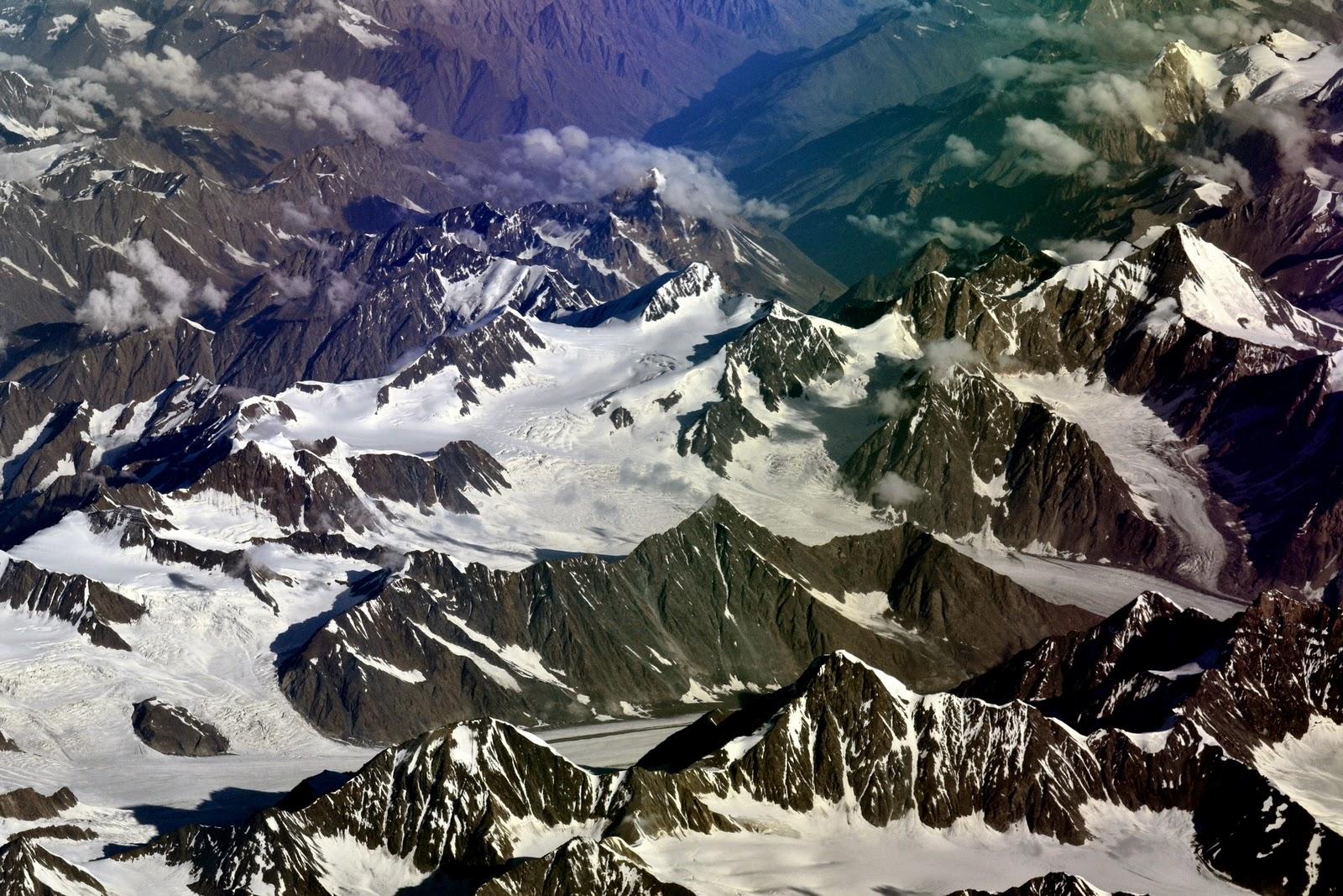 Ladakh Ranges