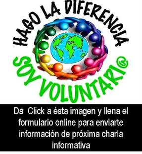 UNETE  AL  VOLUNTARIADO  2013