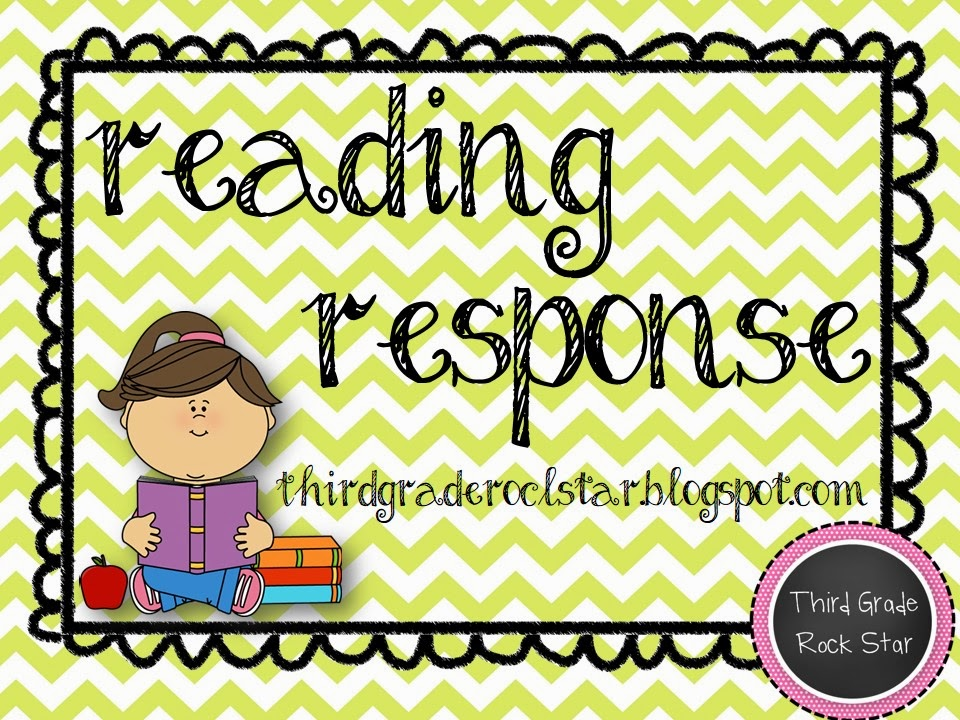 Reading Response Mini Pack
