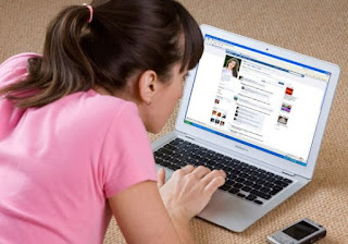استخدامك لموقع الفيس بوك