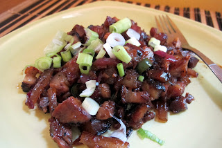 Making Hapa SF's Sisig Recipe