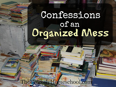 "Confessions of an Organized Mess. ""I can't play your note and you can't play mine. Because if we were all playing the same thing, the music would sound rather flat.   So, thanks for joining me for my ""highlight reel,"" but please remember it is just THAT. The rest of my life is just an organized mess."""