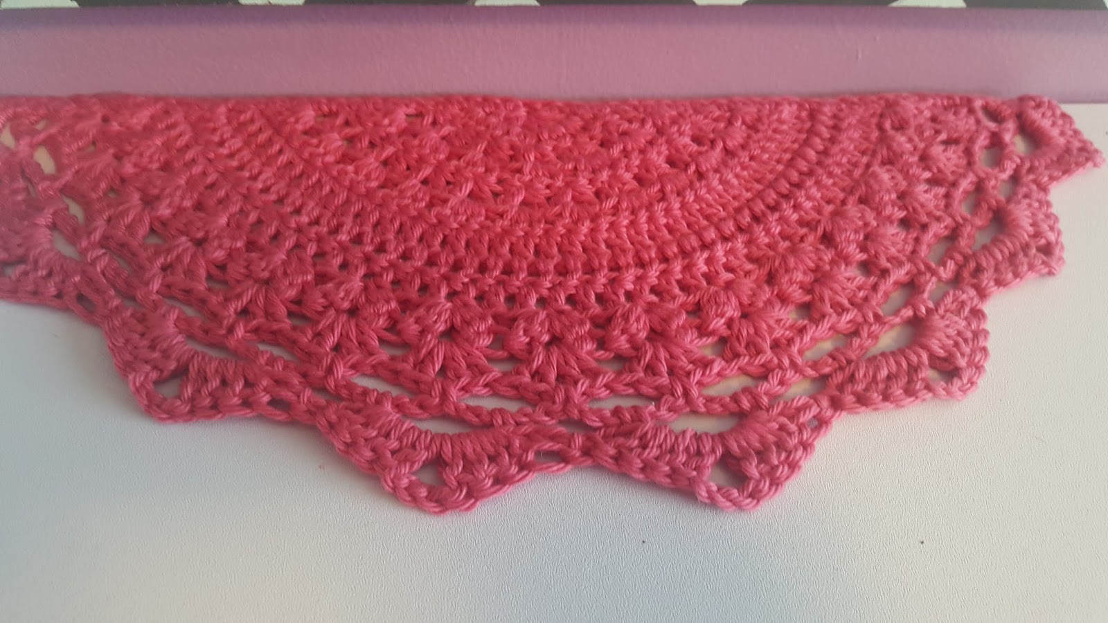Craft Tee Yarn Blanket