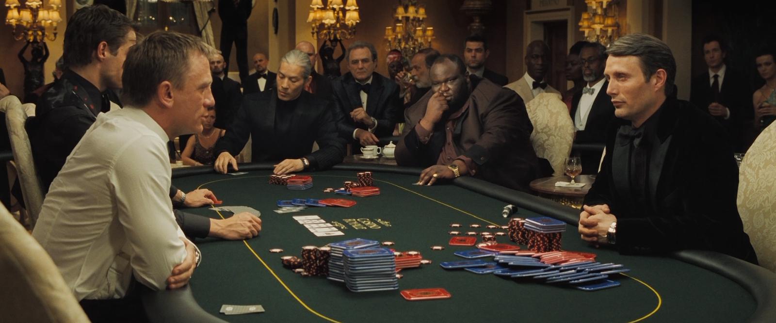 в какой покер играли в фильме казино