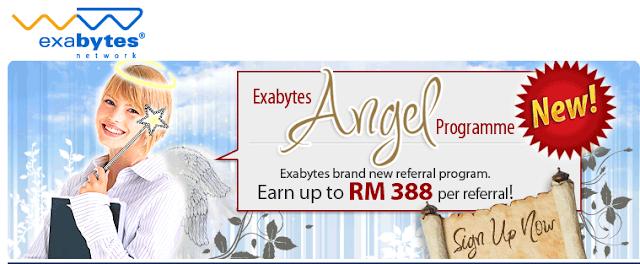 Affiliate Exabytes Angel Program