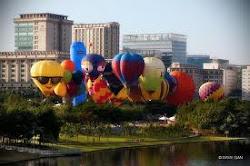 Hot Ballon Putrajaya