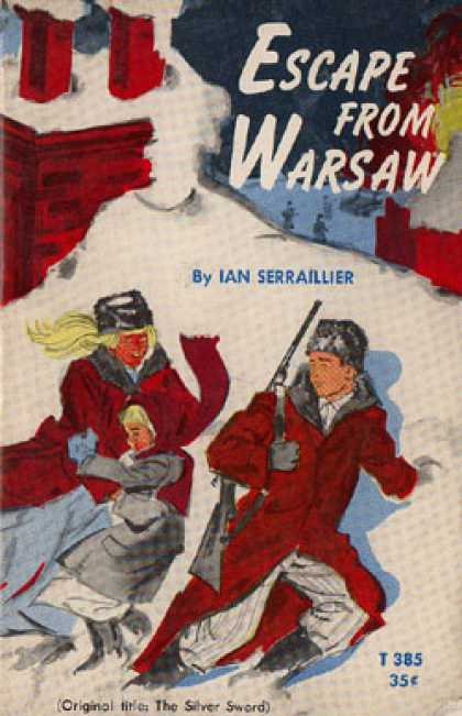 escape from warsaw book report