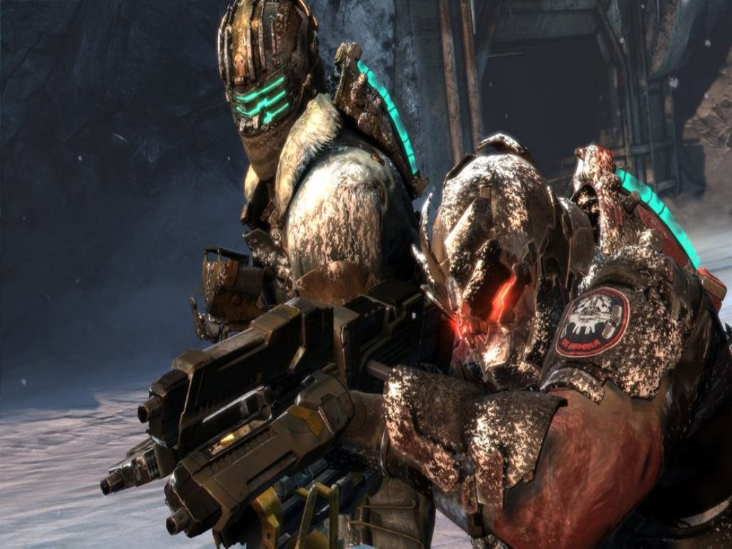 Dead Space 3 Game ScreenShot