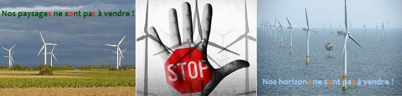Stop à l'éolien industriel