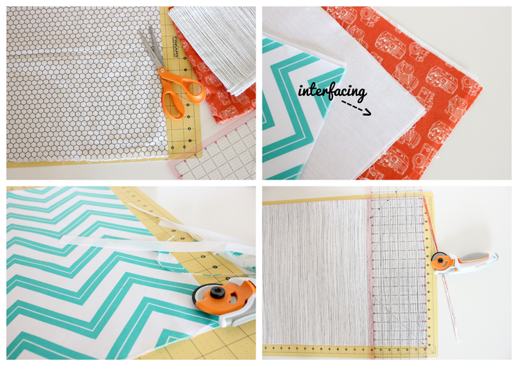 Fabric Basket Tutorial by Delia Creates