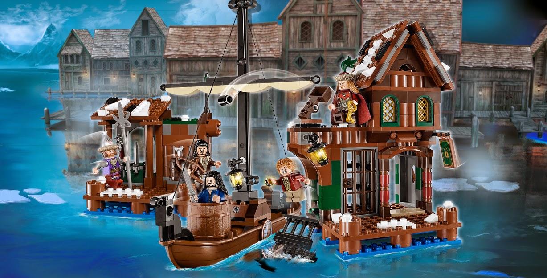 Lego Lắp Ráp Thuyền Cướp Biển 79013