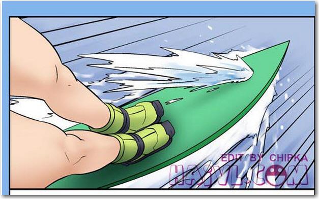 Kim chi và củ cải phần 799 - Lướt ván. Tổng hợp trọn bộ truyện tranh 18+ kim chi và củ cải đầy đủ nhất