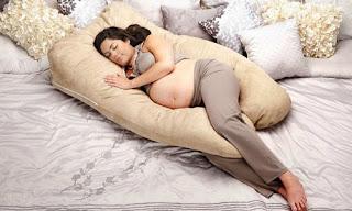 Gối ngủ bà bầu, gối ôm bà bầu, gối bà bầu đa dạng mẫu mã, giá cực rẻ tại babikid.vn