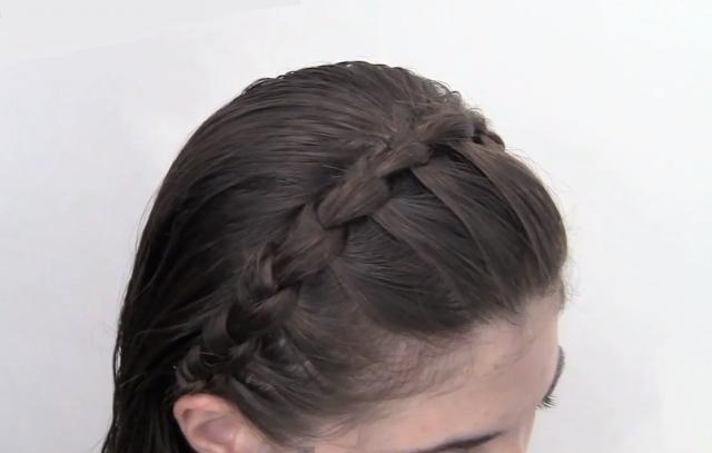Peinados De Fiesta Con Diadema - peinados con diademas facilisimo