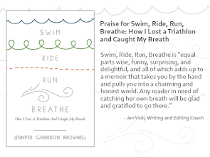 Swim, Ride, Run, Breathe
