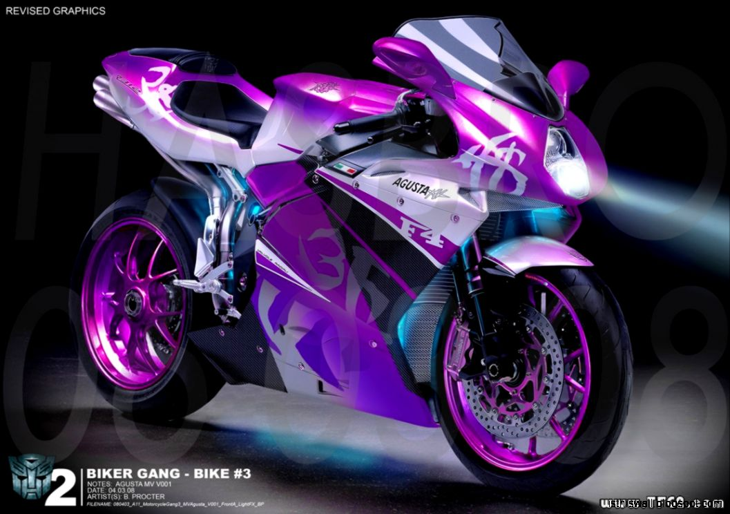 View Original Size. Pink Motorcycle Wallpaper   This Wallpapers