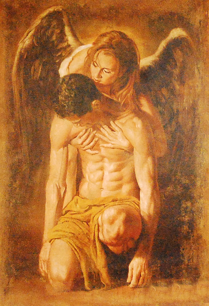 Tomasz Rut 1961 - pintor figurativo polaco