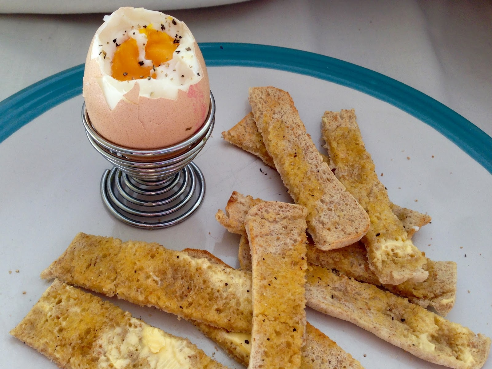 British Lion Eggs Recipe Boiled Egg and Soldiers