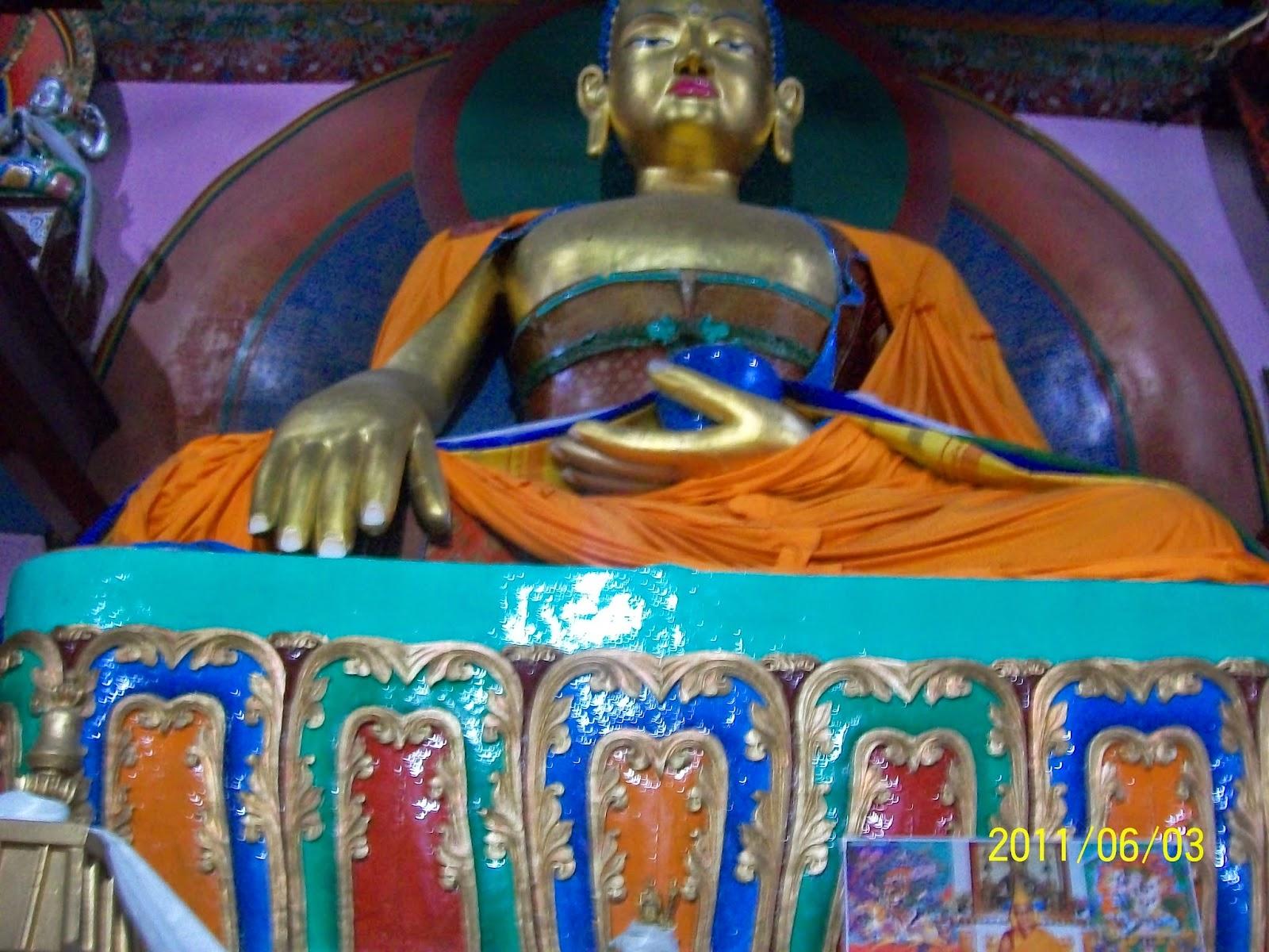 Buddhist monastery, Manali