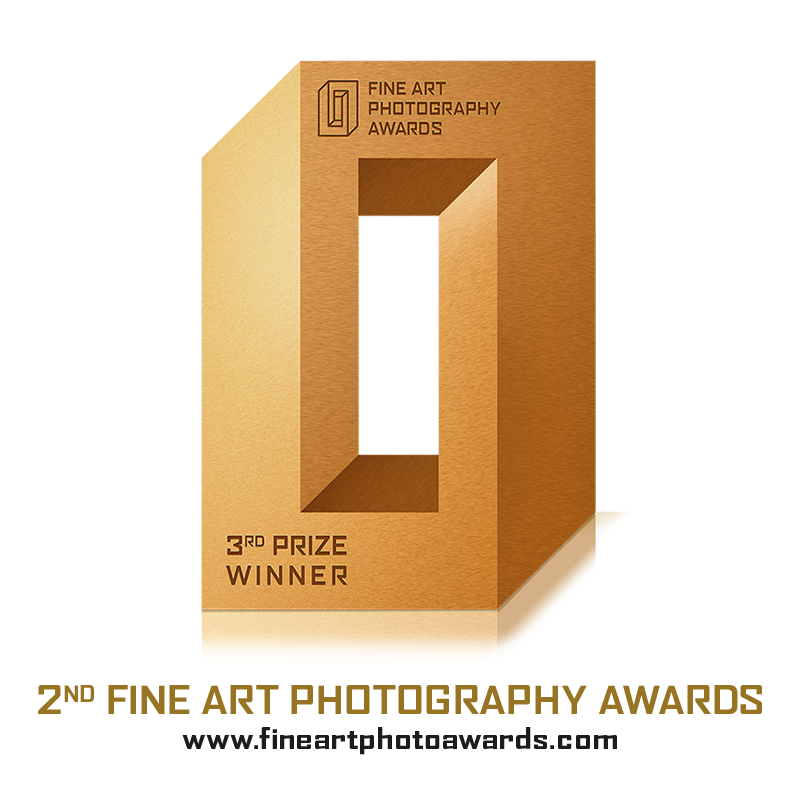 Fine art Photo awards 3rd place