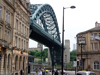 Newcastle Upon Tyne - Tyne Bridge