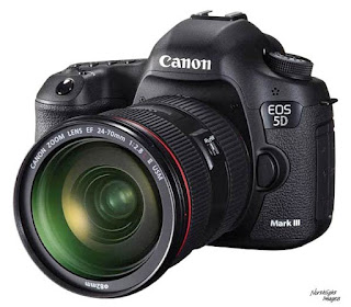 Canon 5d mkIII with 24-70 L Series Lens