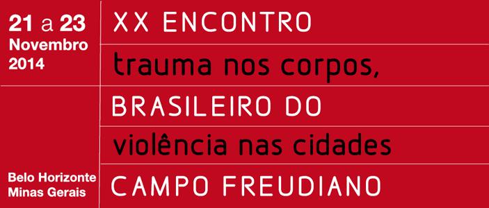 XX Encontro Brasileiro do Campo Freudiano