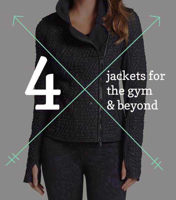 cute jackets for the gym