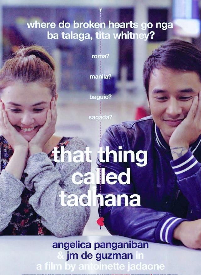 Tadhana Poster Cut