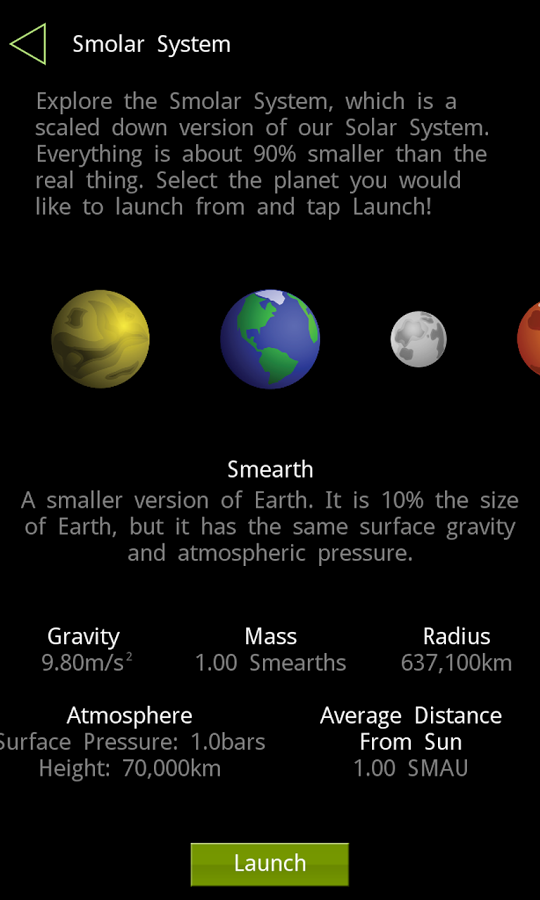SimpleRockets android