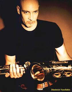 Greek jazz artist Dimitrios Vassilakis